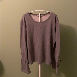 grey & grey NWT woman's shirt
